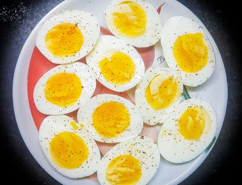 Soft Boiled Eggs – Easy Way!!!